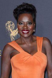 Viola Davis – Emmy Awards in Los Angeles 09/17/2017