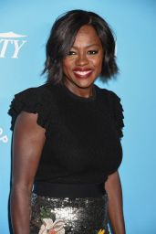 Viola Davis – Variety and Women in Film Emmy Nominee Celebration in LA 09/15/2017