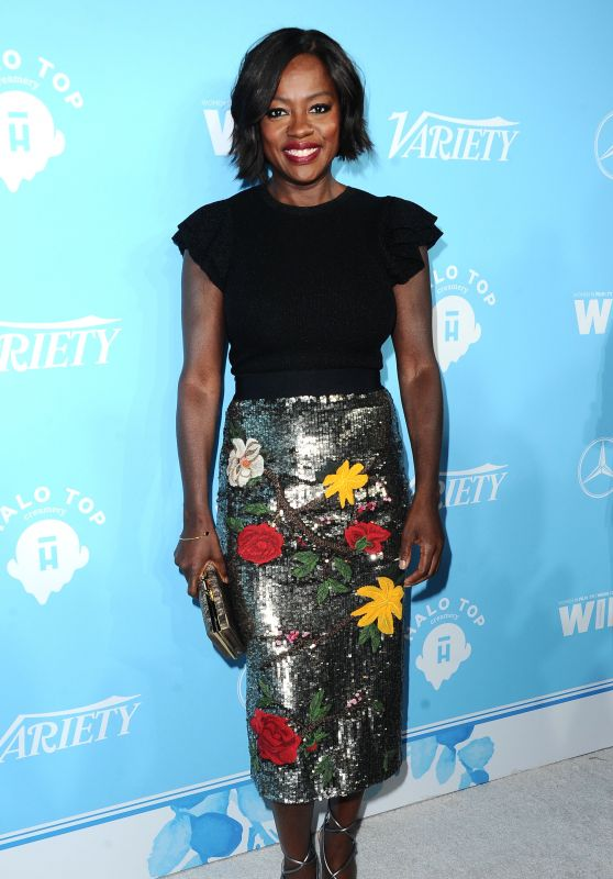 Viola Davis – Variety and Women in Film Emmy Nominee Celebration in LA 09/15/2017