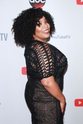 Yvette Nicole Brown & Kimberly Hebert Gregory – YouTube TV & ABC Tuesday Block Party in NYC 09/23/2017