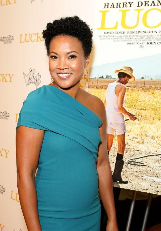 "Yvonne Huff Lee – ""Lucky"" Premiere in Los Angeles"