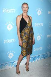 Yvonne Strahovski – Variety and Women in Film Emmy Nominee Celebration in LA 09/15/2017