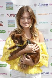 Zara Holland - PupAid Event in London 09/02/2017