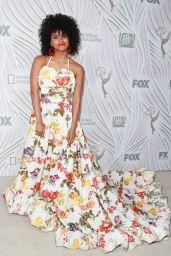 Zazie Beetz – Emmy Awards After Party in LA 09/17/2017