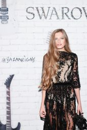 Zoe Pastelle – Harper's Bazaar ICONS Party in New York 09/08/2017