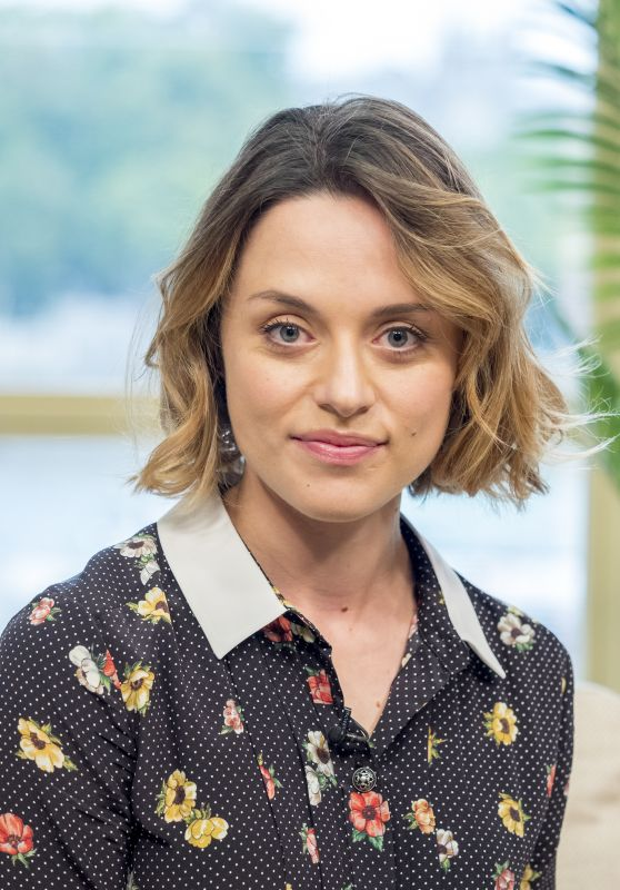 """Zoe Tapper - """"This Morning"""" TV Show in London 09/21/2017"""