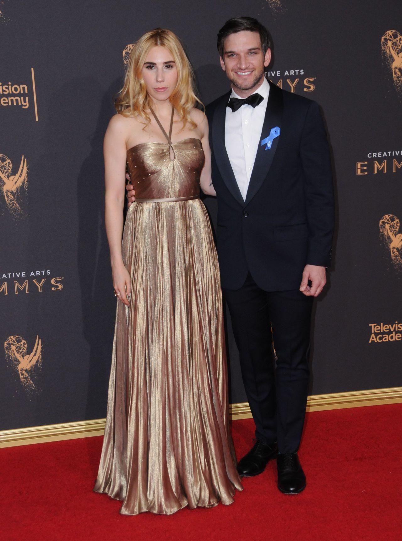 Zosia Mamet Emmys Zosia Mamet – Creati...