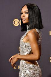 Zuri Hall – Emmy Awards in Los Angeles 09/17/2017