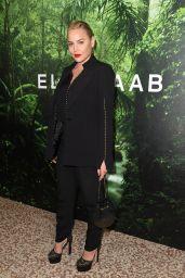 Abbie Cornish – Elie Saab Fashion Show in Paris 09/30/2017