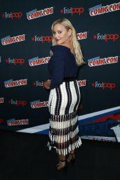 "Abbie Cornish - ""Jack Ryan"" Press Line at New York Comic Con 10/08/2017"