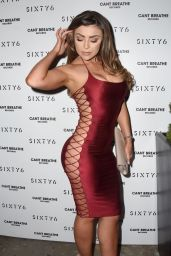 Abigail Clarke – SIXTY6 Magazine Launch Party in London