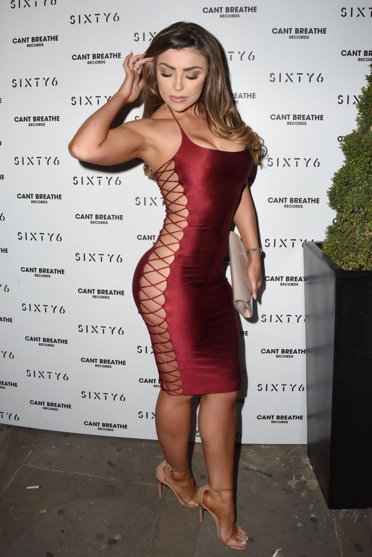 Abigail Clarke – SIXTY6 Magazine Launch Party in London