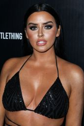 Abigail Ratchford – PrettyLittleThing By Kourtney Kardashian Launch in West Hollywood