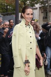 Adriana Abascal – Valentino Fashion Show, PFW in Paris 10/01/2017