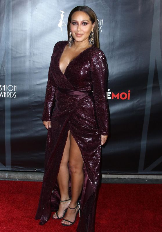 Adrienne Bailon - CineFashion Film Awards 2017 in Los Angeles