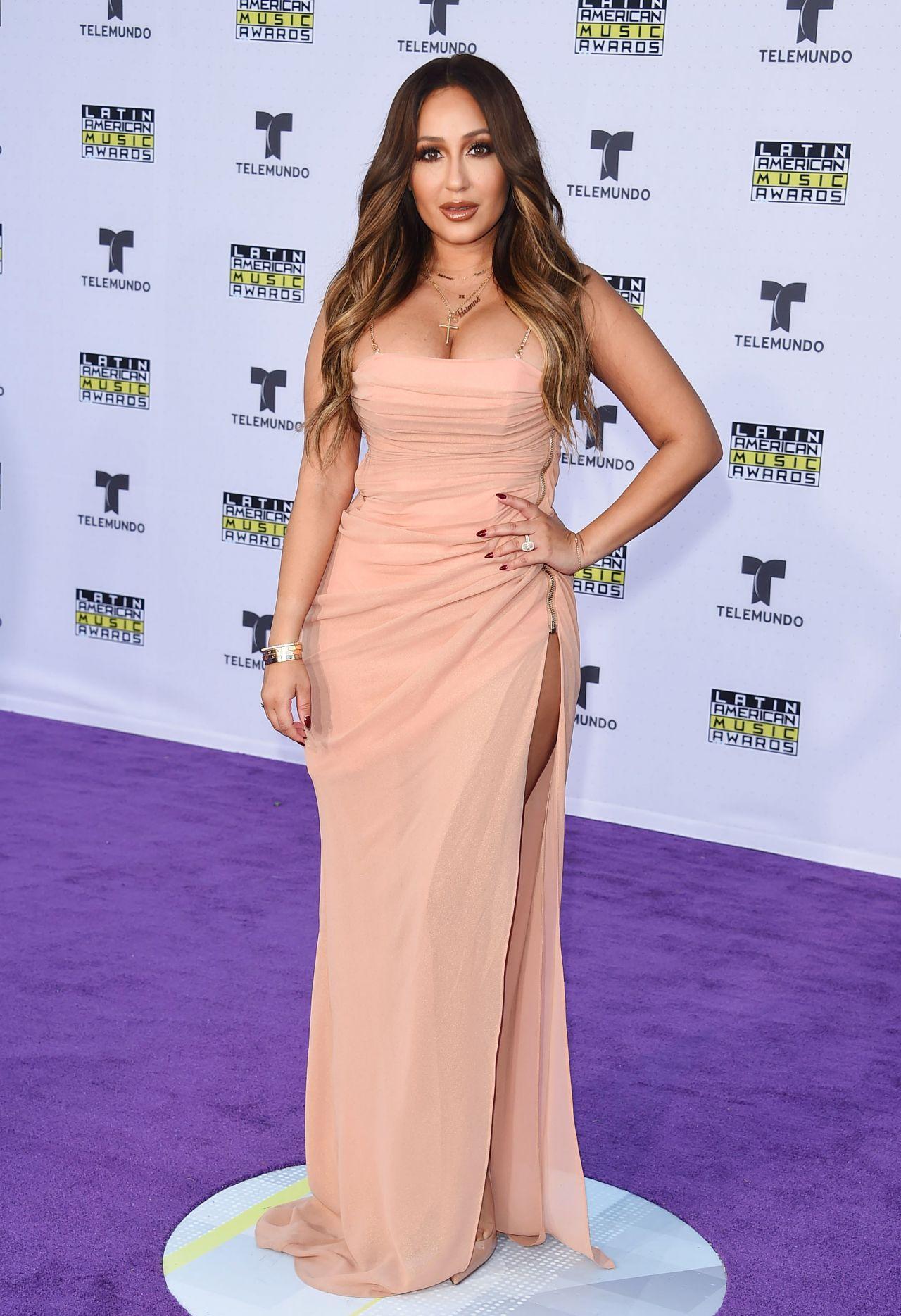 Adrienne Bailon – Latin American Music Awards 2017 in Hollywood