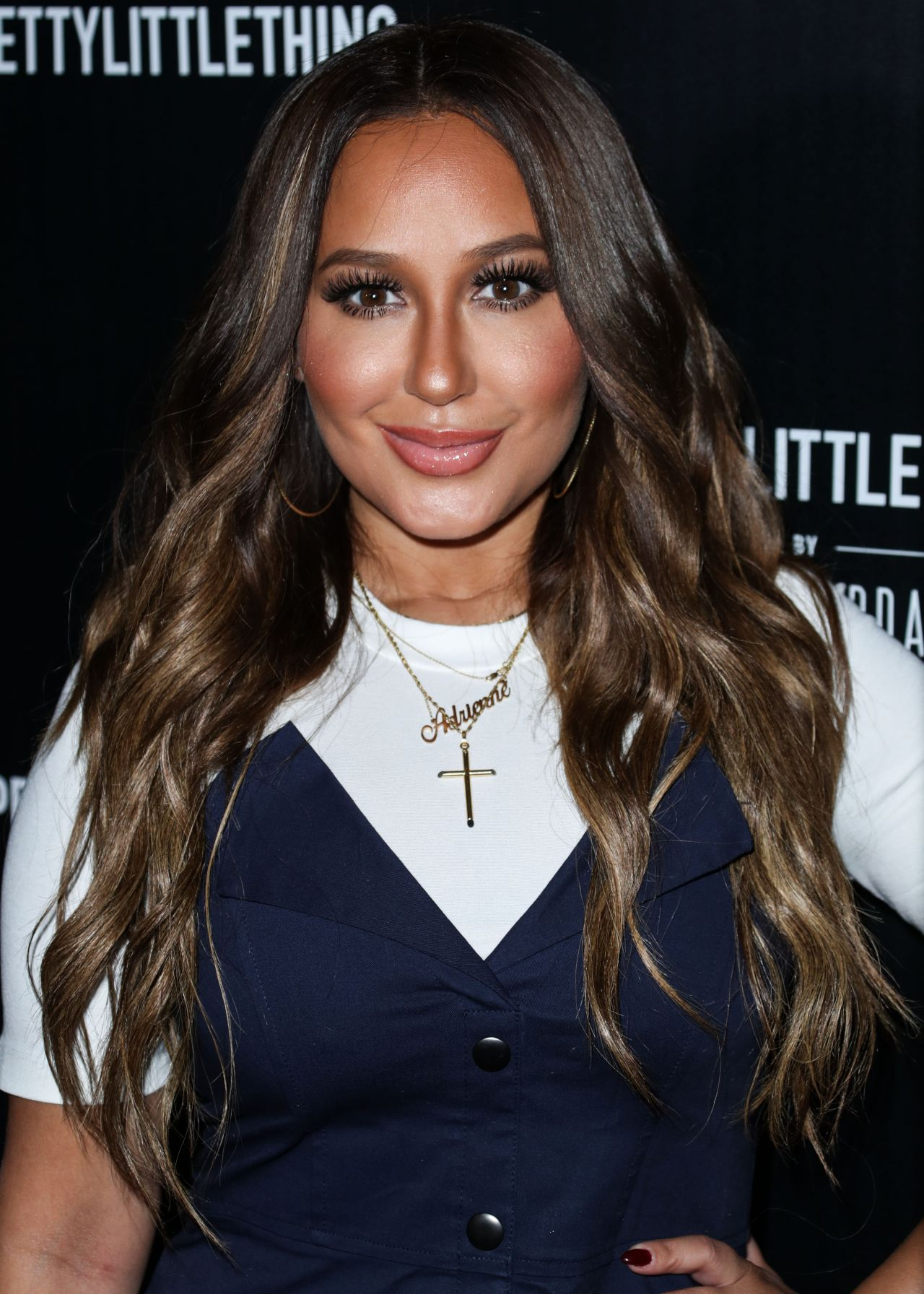 Adrienne Bailon – PrettyLittleThing By Kourtney Kardashian Launch in West Hollywood