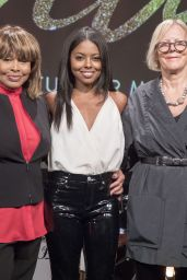 "Adrienne Warren - ""Tina The Musical"" Photocall in London"