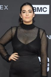 "Alanna Masterson – ""The Walking Dead"" TV Show Premiere in Los Angeles"