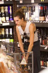 Alessandra Ambrosio at Whole Foods in LA 10/20/2017