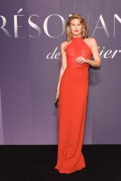 "Alexandra Richards – ""Resonances de Cartier"" Jewelry Collection Launch in NY"