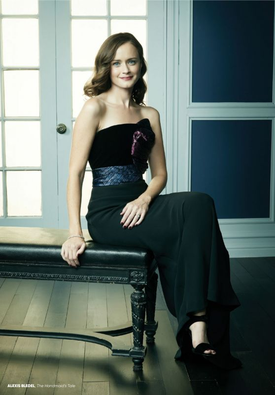 Alexis Bledel - Emmy Magazine Issue 9 2017