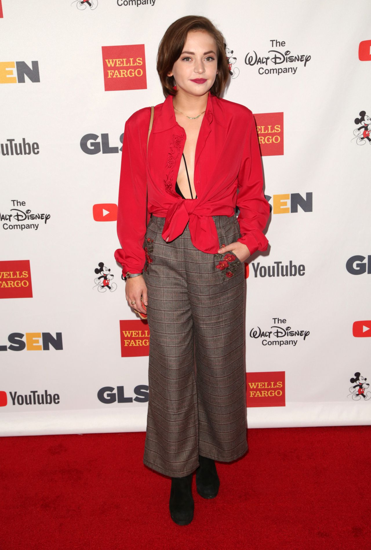 Alexis G. Zall – GLSEN Respect Awards 2017 in Los Angeles