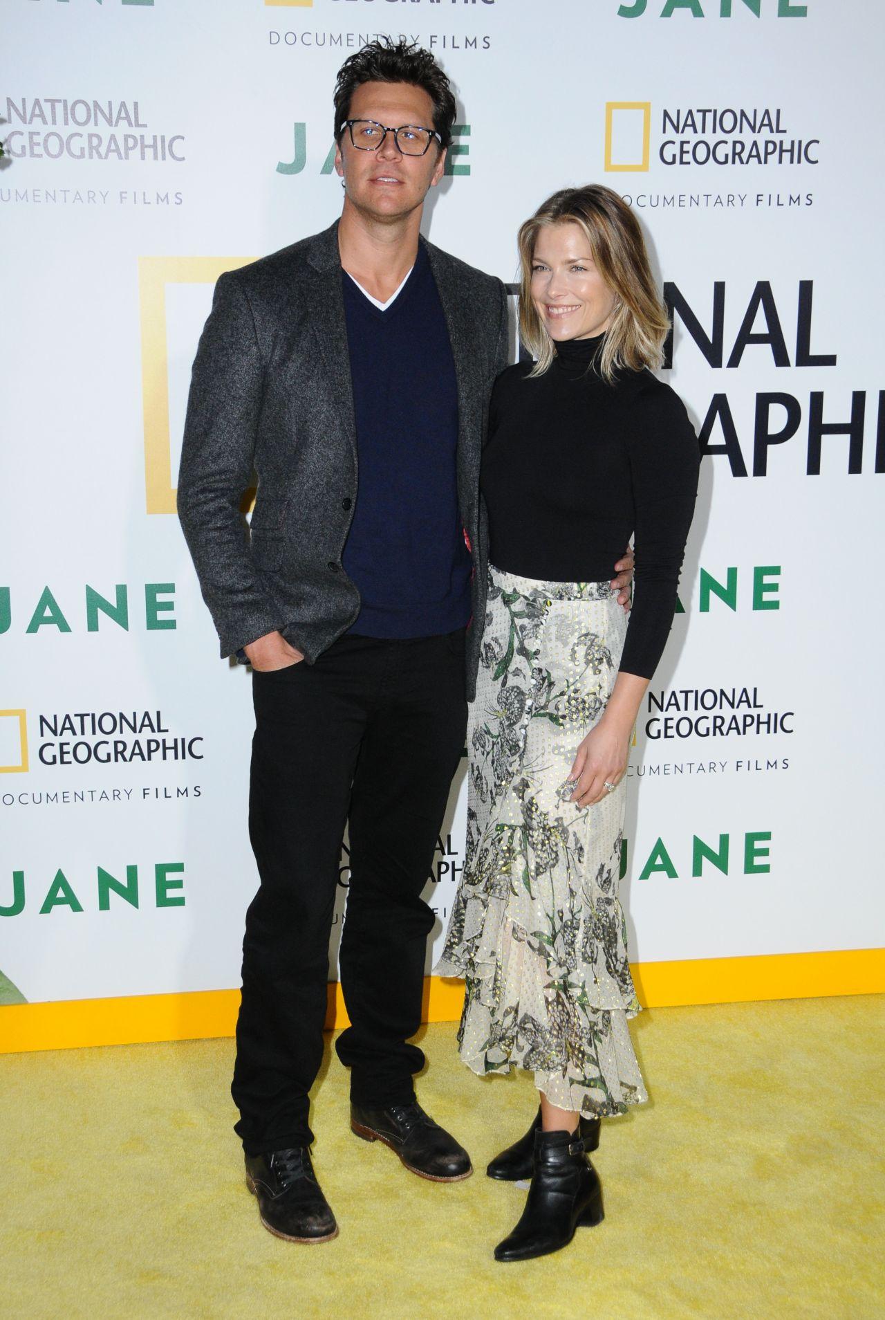 "Ali Larter – National Geographic Documentary Film's ""Jane"" Premiere in LA 10/09/2017"