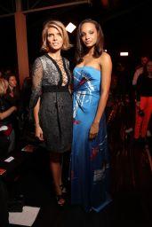 Alicia Aylies – Leonard Paris Show, Paris Fashion Week 10/02/2017