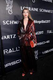 Alina Baikova - Cancer Research Angel Ball in New York 10/23/2017