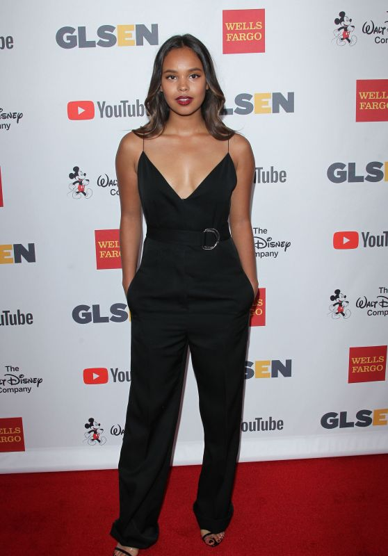 Alisha Boe – GLSEN Respect Awards 2017 in Los Angeles
