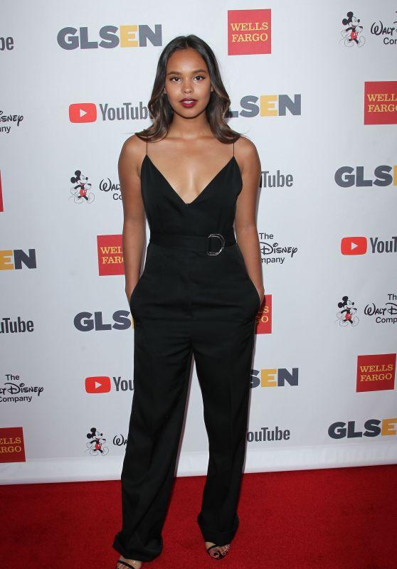 Alisha Boe – GLSEN Respect Awards 2017 in Los Angeles