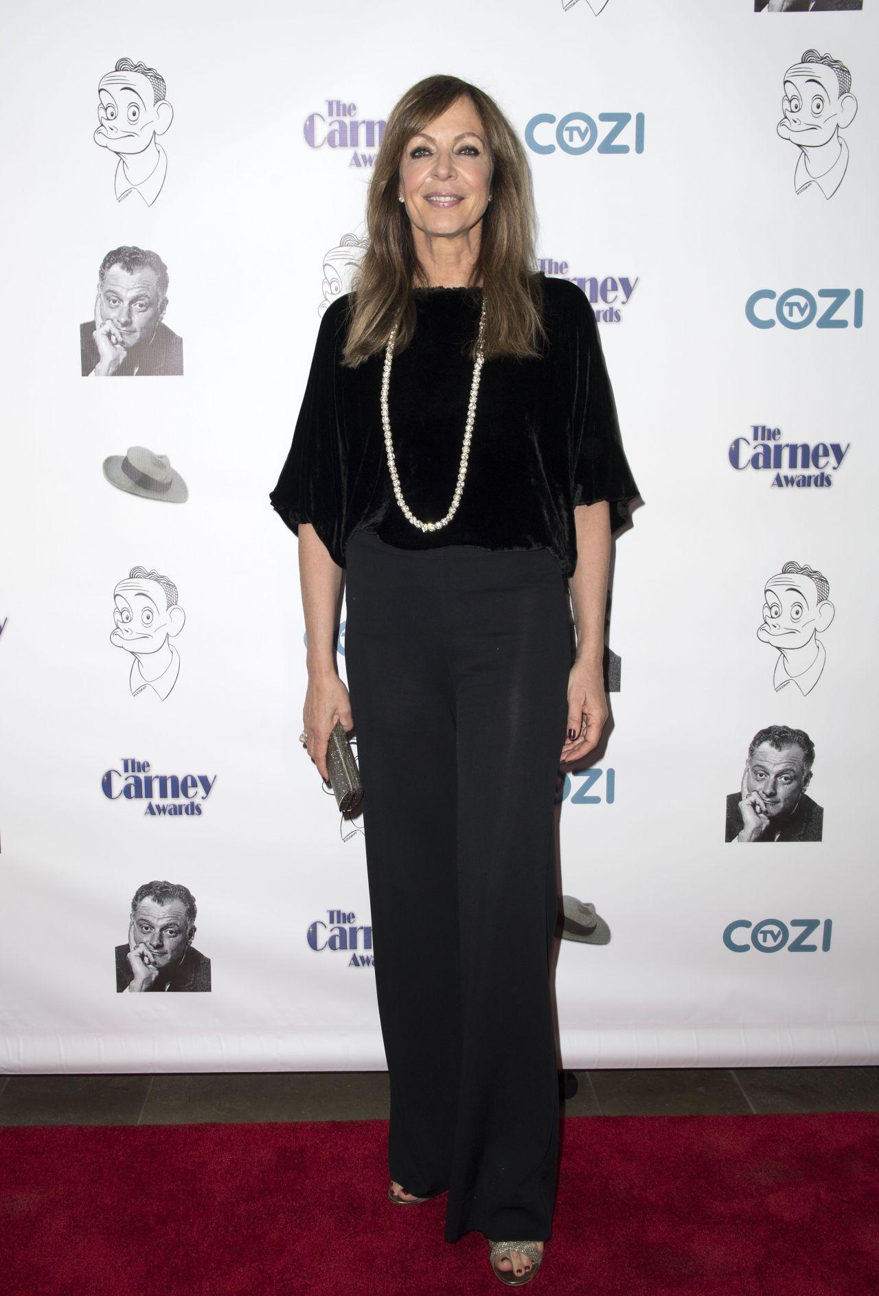 Allison Janney - Carney Awards 2017 in Santa Monica