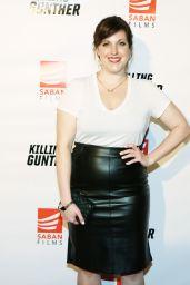 "Allison Tolman - ""Killing Gunther"" Film Screening in Los Angeles"