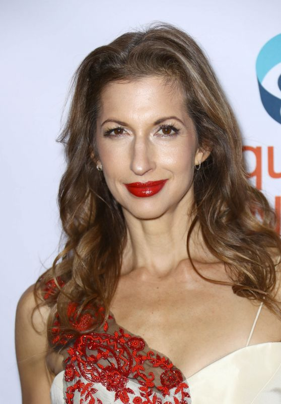 Alysia Reiner – Make Equality Reality Gala in New York 10/30/2017