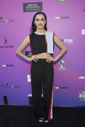 Alyson Stoner – 10th Annual Action Icon Awards in Universal City
