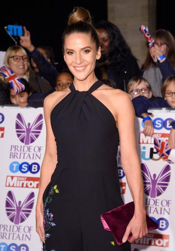 Amanda Byram - Pride of Britain Awards 2017 in London