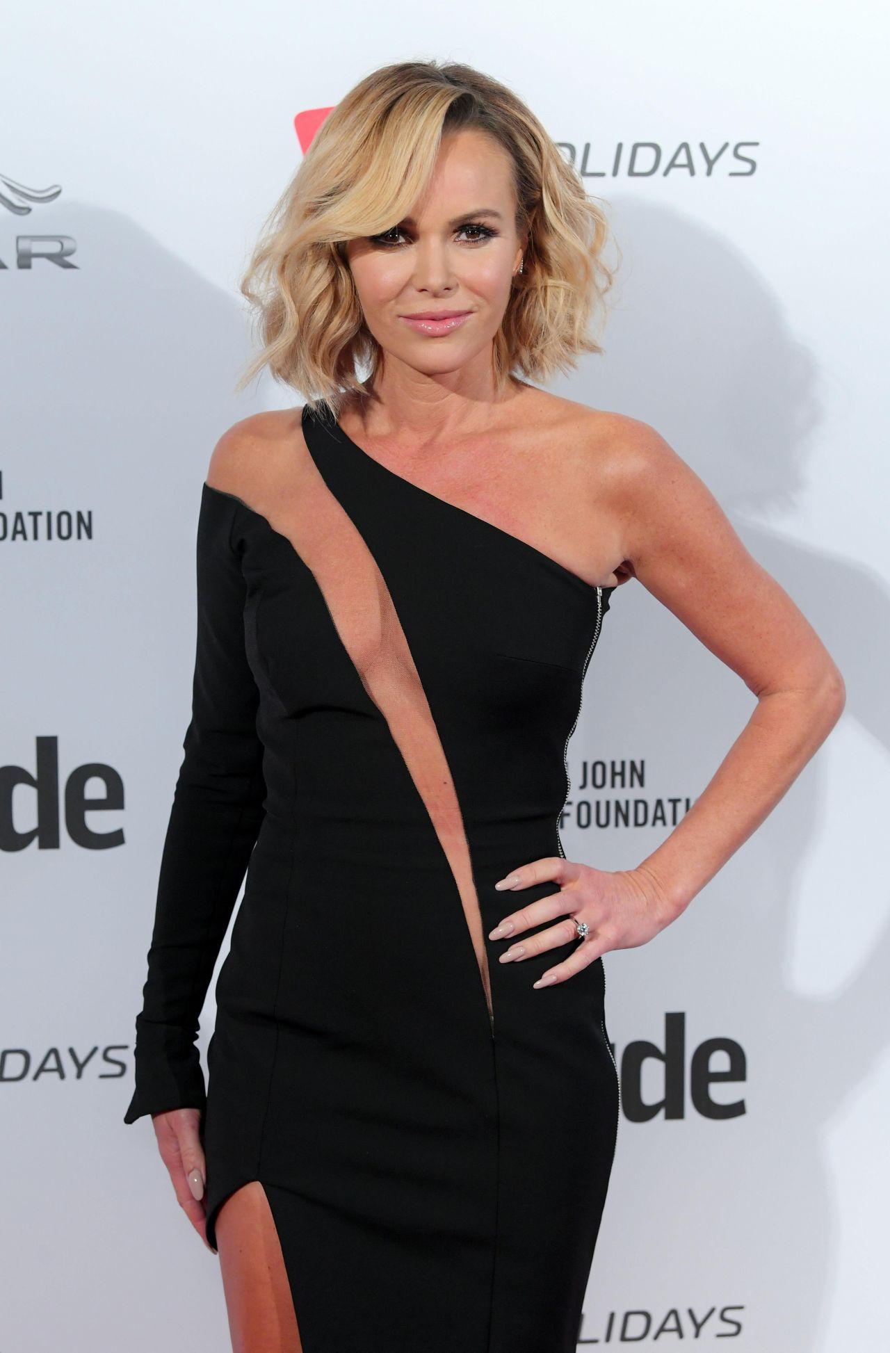 Amanda Holden – Attitude Magazine Awards 2017 in London