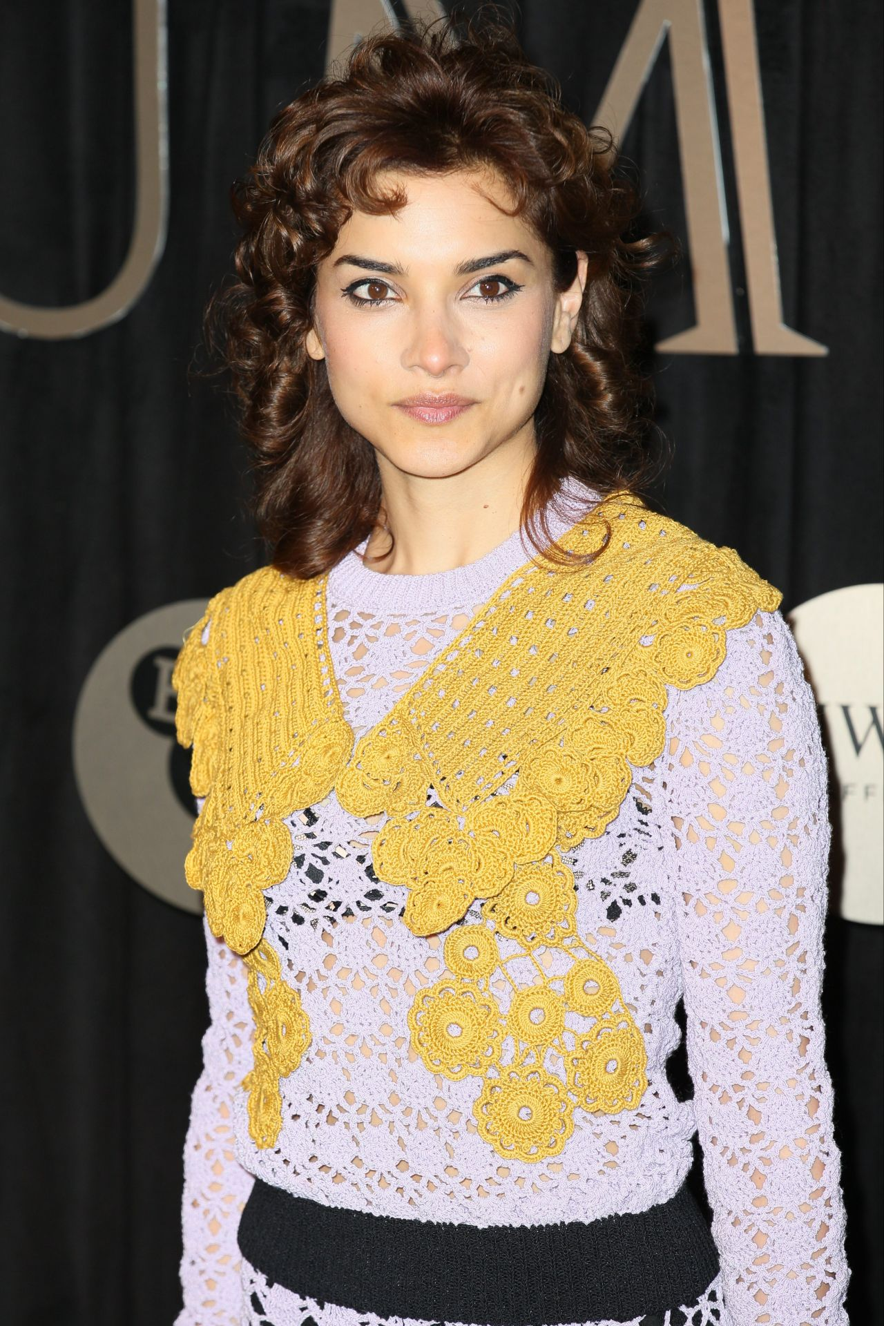 Amber Rose Revah Bfi Luminous Fundraiser In London 10 03