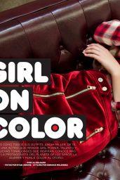 Amiah Miller - Seventeen Magazine Mexico October 2017 Issue
