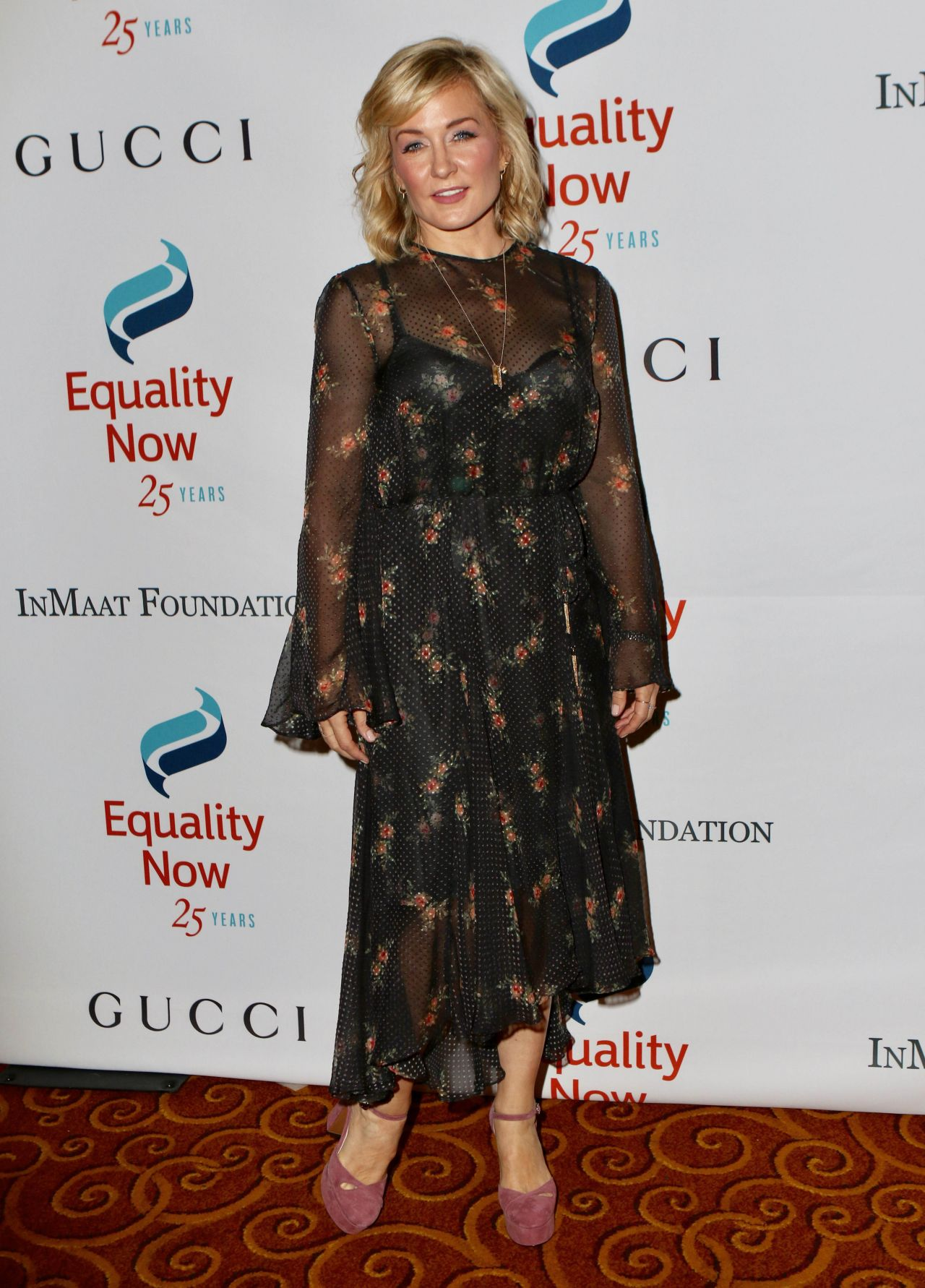 Amy Carlson – Make Equality Reality Gala in New York 10/30 ...