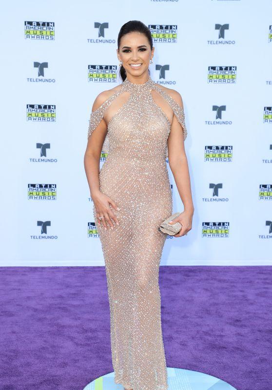 Ana Flores Jurka – Latin American Music Awards 2017 in Hollywood