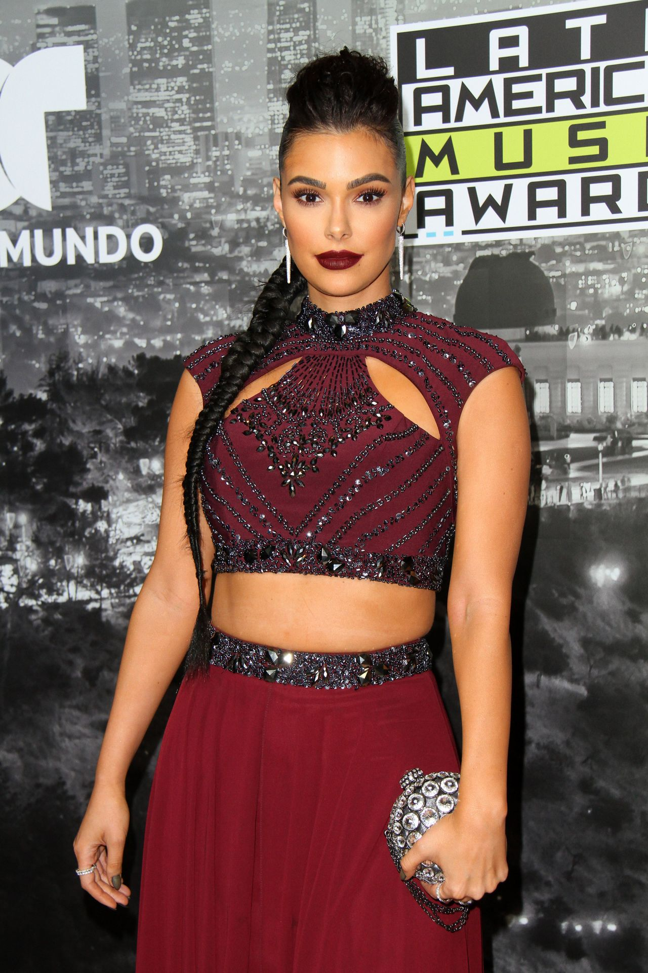Anabelle Acosta – Latin American Music Awards 2017 in Hollywood