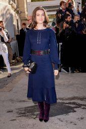 Anamaria Vartolomei – Chanel Fashion Show, PFW in Paris 10/03/2017