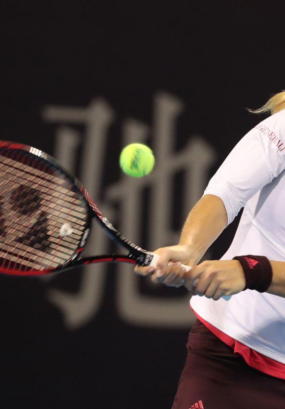 Angelique Kerber - China Open Tennis 2017 in Beijing 10/02/2017