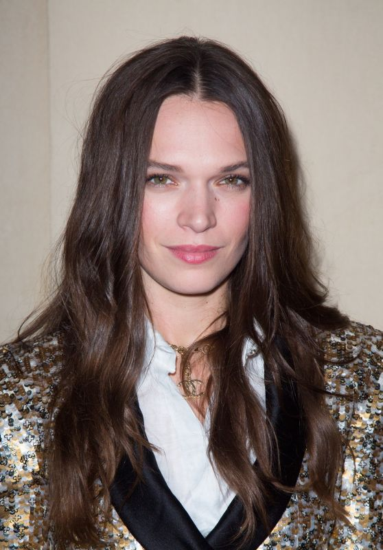 "Anna Brewster – Chanel ""Code Coco"" Watch Launch Party in Paris 10/03/2017"