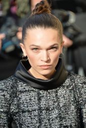 Anna Brewster – Chanel Fashion Show, PFW in Paris 10/03/2017