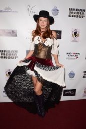 Anna Easteden – Halloween Hotness 4: Heating Up For The Cure in Hollywood 10/15/2017