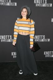 Anne Curtis – Knott's Scary Farm Celebrity Night in Buena Park 09/29/2017