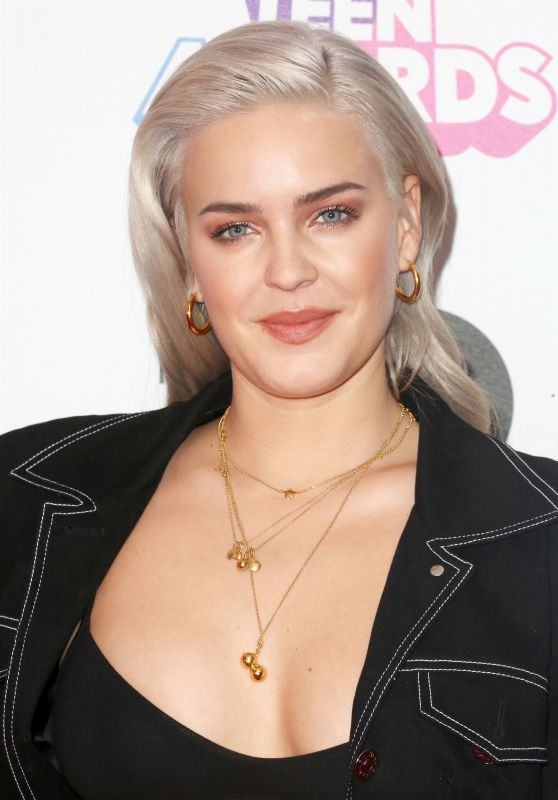 Anne-Marie – BBC Radio 1 Teen Awards 2017 in London